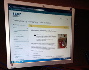 SECD course on computer