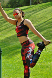 COMING SOON 99 FLAVORS ELITE HEAT WAVE FITNESS CLOTHING (LEGGINGS)