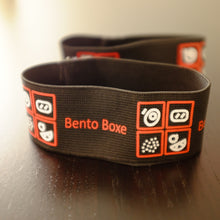 Load image into Gallery viewer, Bento Boxe Elastic Band