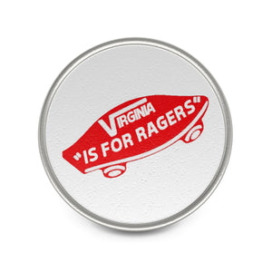 Virginia is for Ragers Metal Pin
