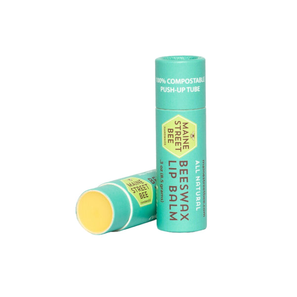 Cocoa Butter Organic Compostable Lip Balm