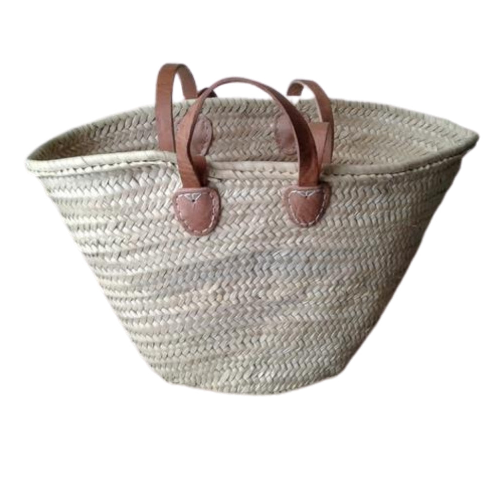 French Market Tote Basket