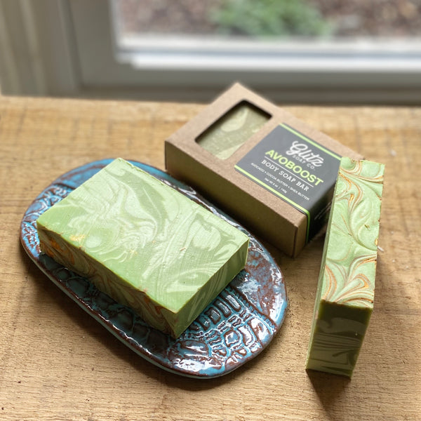 AvoBoost Soap Bar