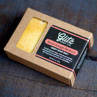 Blood Orange Patchouli Soap Bar (All Natural)