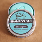Blue Lagoon Shampoo Bar