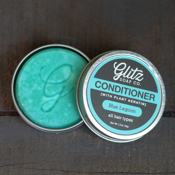 Blue Lagoon Conditioner Bar