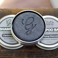 Clarifying Charcoal Shampoo Bar