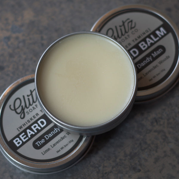 The Dandy Man Beard Balm