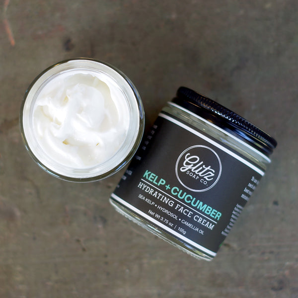Kelp + Cucumber Hydrating Face Cream
