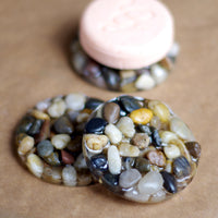 River Rock Shampoo Bar Tray