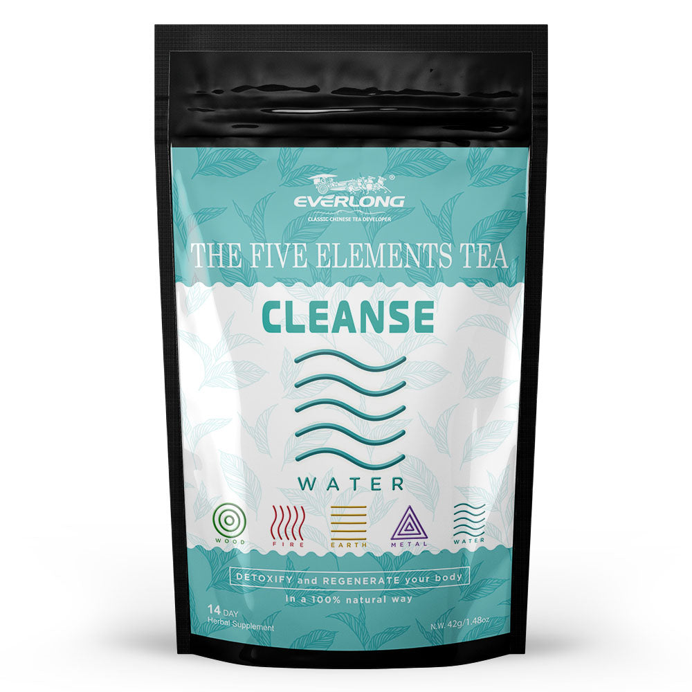 The 5 Elements Tea - Cleanse