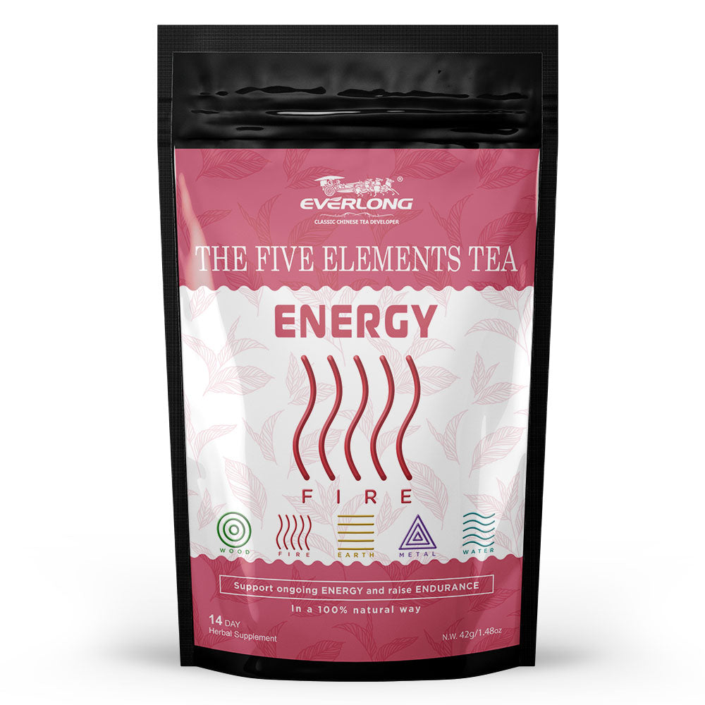 The 5 Elements Tea - Energy