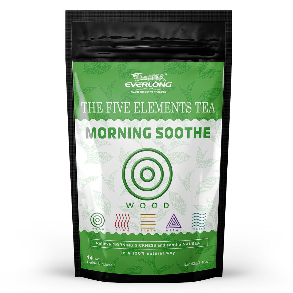 The 5 Elements Tea - Morning Soothe