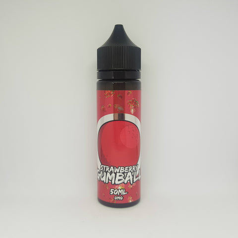 STRAWBERRY GUMBALL 50ML