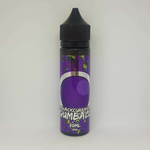 BLACKCURRANT GUMBALL 50ML