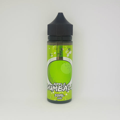 APPLE GUMBALL 50ML