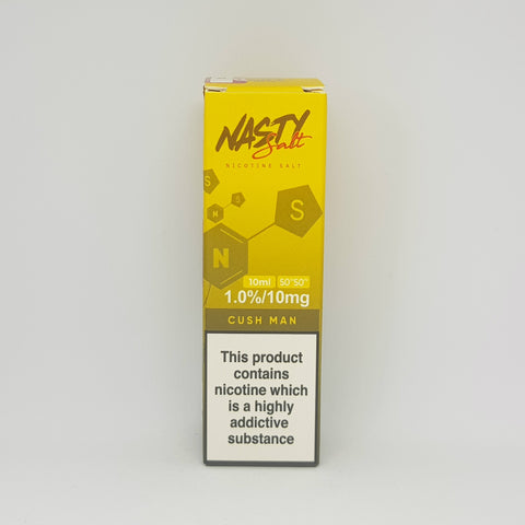NASTY SALT CUSHMAN 10ML 10MG