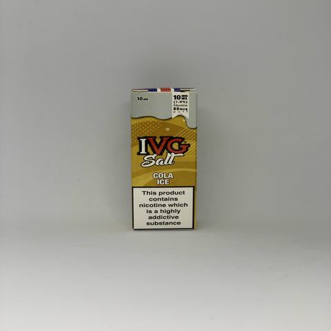 IVG SALTS COLA ICE 10ML 10MG