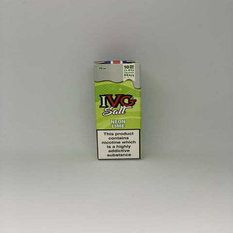 IVG NEON LIME SALTS 10ML 10MG
