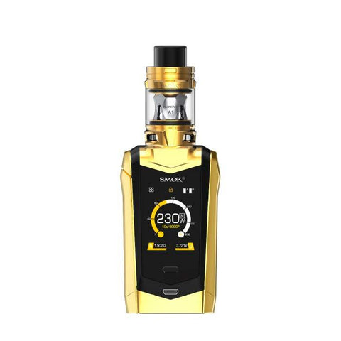 SMOK SPECIES KIT GOLD AND BLACK
