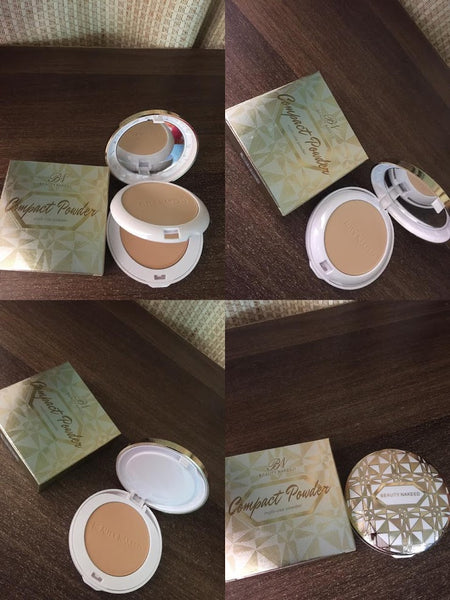 BEAUTY NAKED DOUBLE FACE POWDER