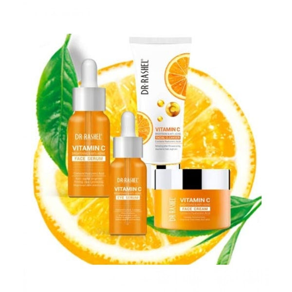 Dr-Rashel Vitamin-C Series Complete Kit