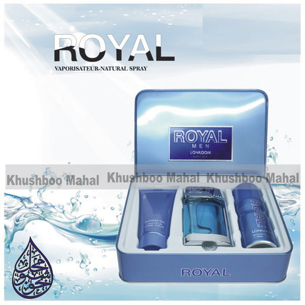 royal perfume gift set  in pakistan