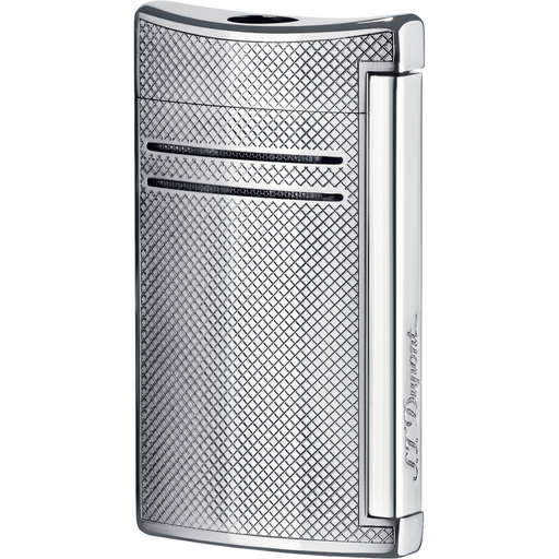 S.T. Dupont Maxijet Lighter, Lacquer Chrome