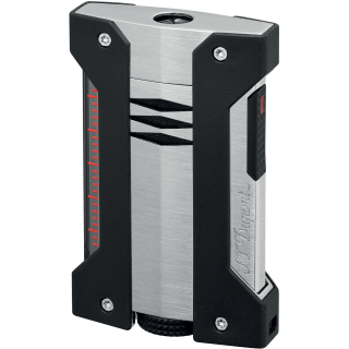 S.T. Dupont Defi Extreme Lighter Brushed Steel