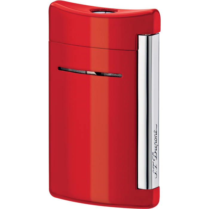 S.T. Dupont MiniJet Fiery Red Torch Flame