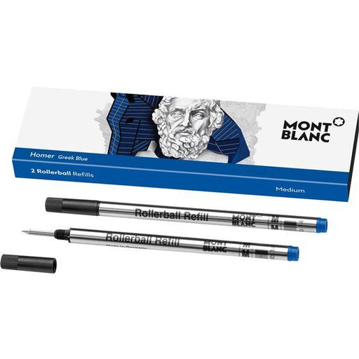 Rollerball Refill (M) Writers Edition Homage to Homer - Pack of 2