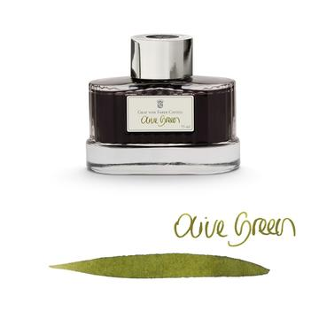 Graf von Faber-Castell Ink Bottle Olive Green