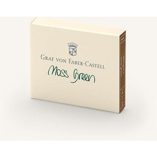 Graf von Faber-Castell Ink Cartridge Moss Green