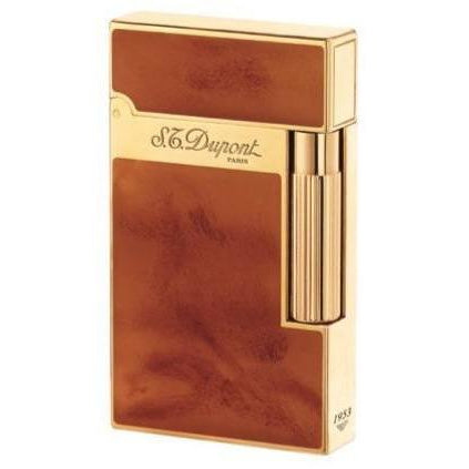 S.T. Dupont Atelier Ligne 2 Light Brown Lacquer