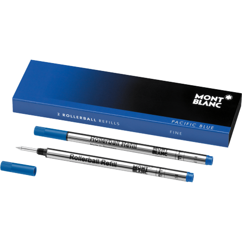 Pacific Blue Rollerball Refill