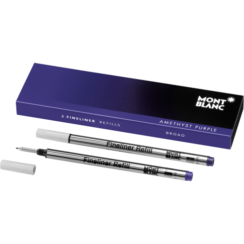 Amethyst Purple Fineliner Refill