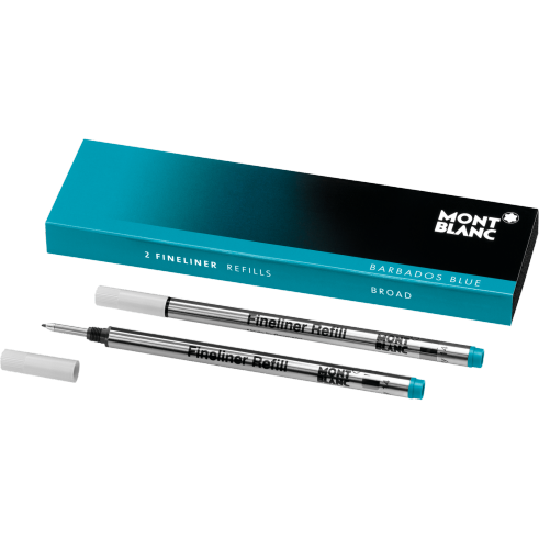 Barbados Blue Fineliner Refill