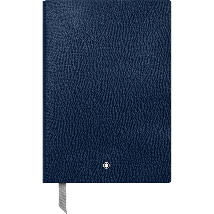 Montblanc Fine Stationery Lined Notebook #146 Indigo