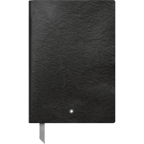 Montblanc Fine Stationery Lined Notebook #146 Black