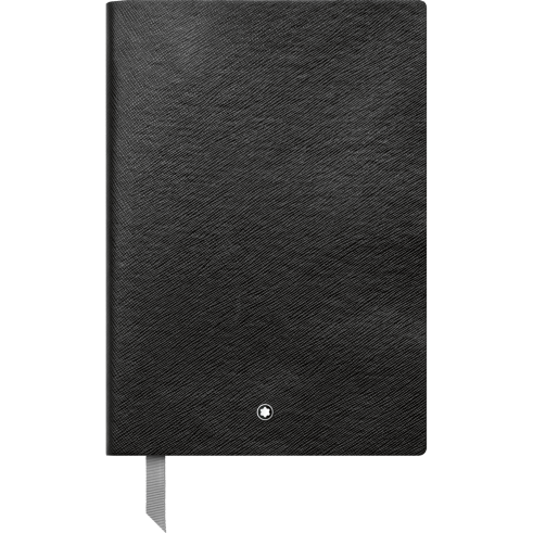 Montblanc Fine Stationery Squared Notebook #146 Black