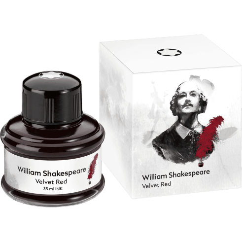 William Shakespeare Ink Bottle