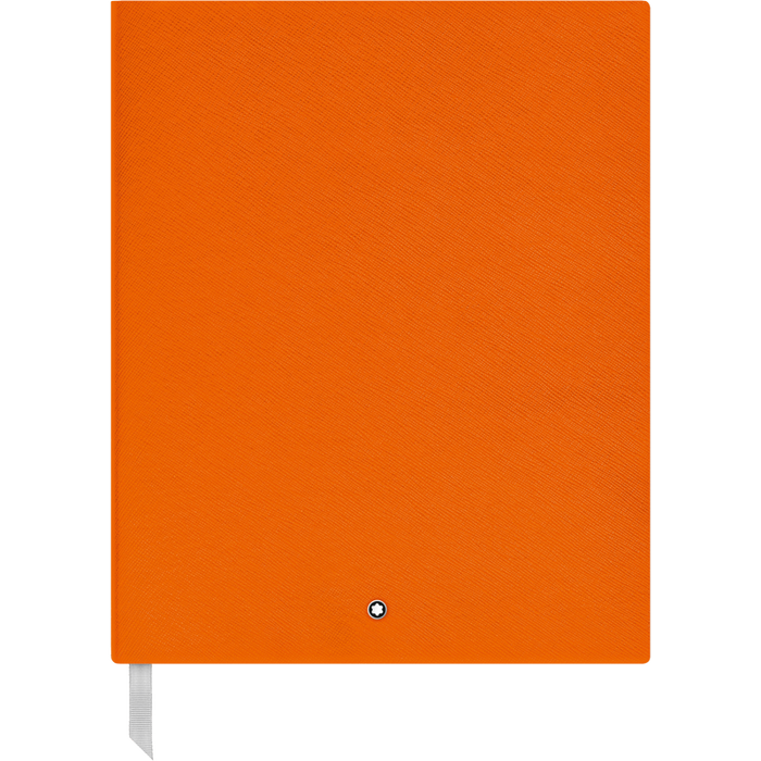 Montblanc Fine Stationery Lined Sketch Book #149 Lucky Orange