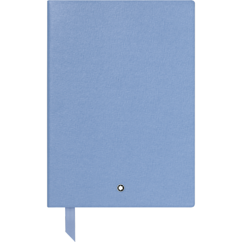 Montblanc Fine Stationery Lined Notebook #146 Light Blue