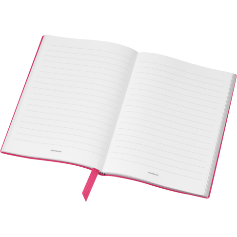 Montblanc Fine Stationery Lined Notebook #146 Pink