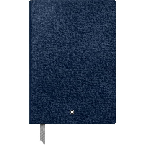 Montblanc Fine Stationery Blank Notebook #146 Indigo