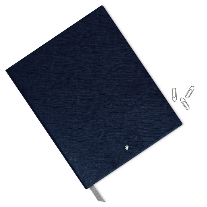 Montblanc Fine Stationery Blank Sketch Book #149 Indigo