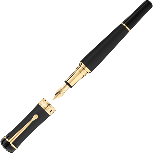 Heritage Collection Bonheur Nuit Fountain Pen