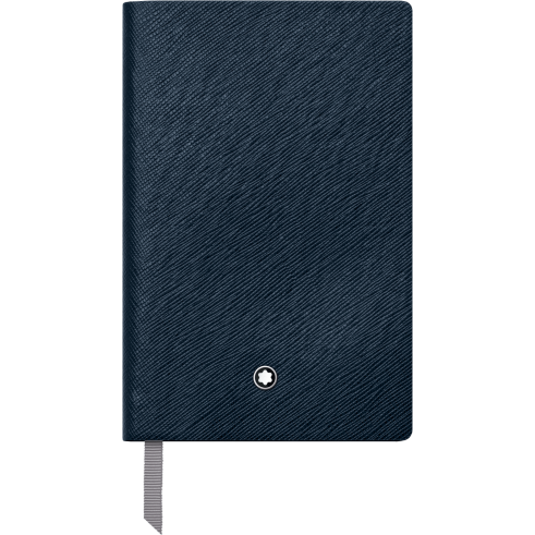 Montblanc Fine Stationery Lined Notebook #148 Indigo