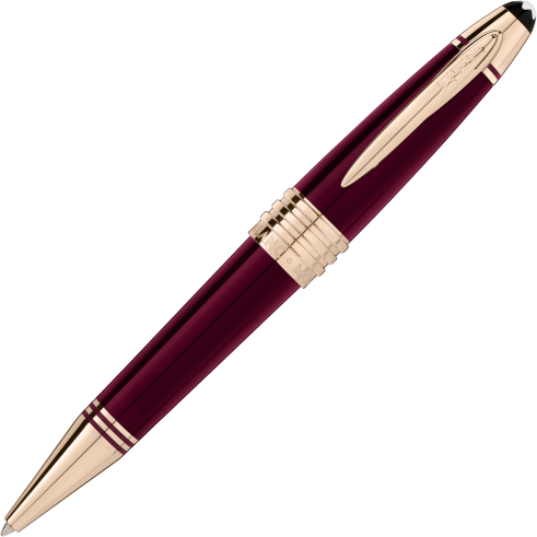 Great Characters John F. Kennedy Special Edition Burgundy Ballpoint Pen