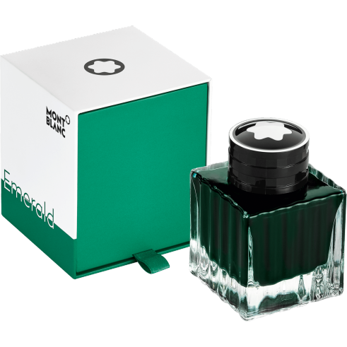 Emerald Green Ink Bottle